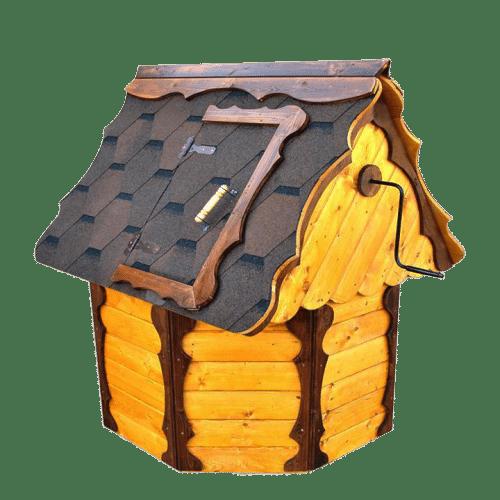 Недорогие домики для колодца в Дмитровском районе